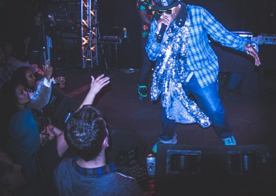 Kool Keith – Nectar, Seattle